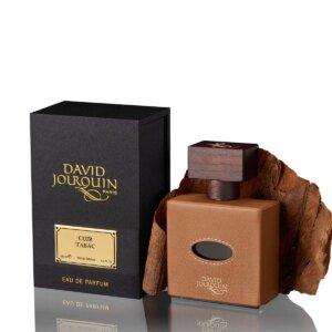 David Jourquin | Cuir Tabac Vendôme | Dispar